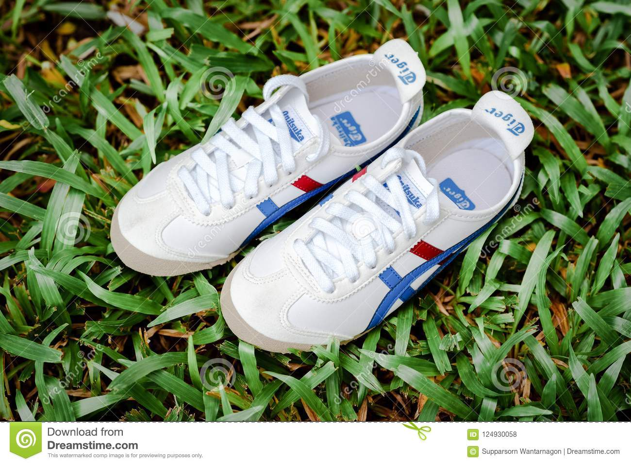 united states best shoes where to buy Bangkok, Thailand – August 30, 2018: Pair Of Onitsuka Tiger Shoes ...