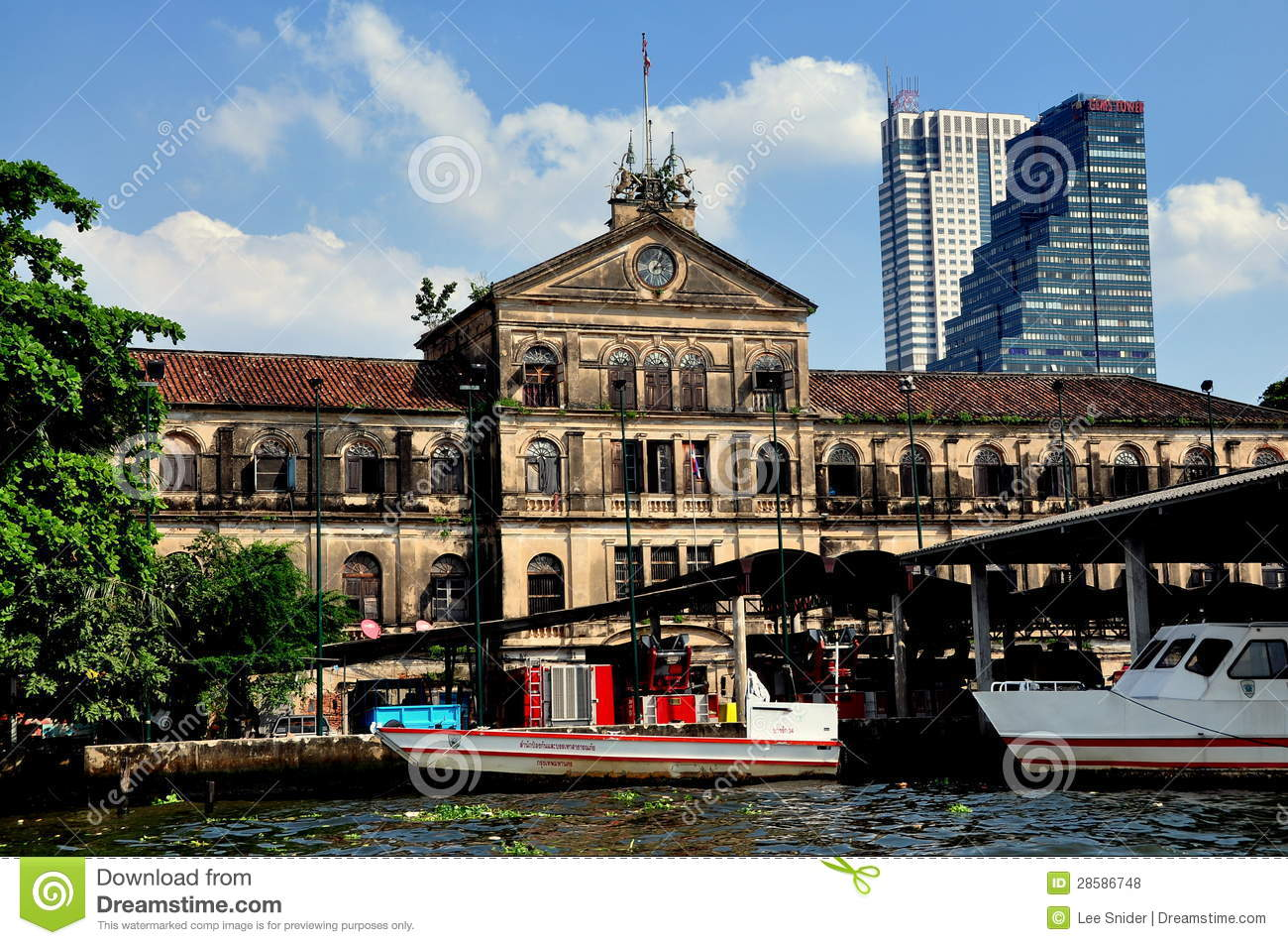 Bangkok thailand east india company bldg editorial for Company that builds houses