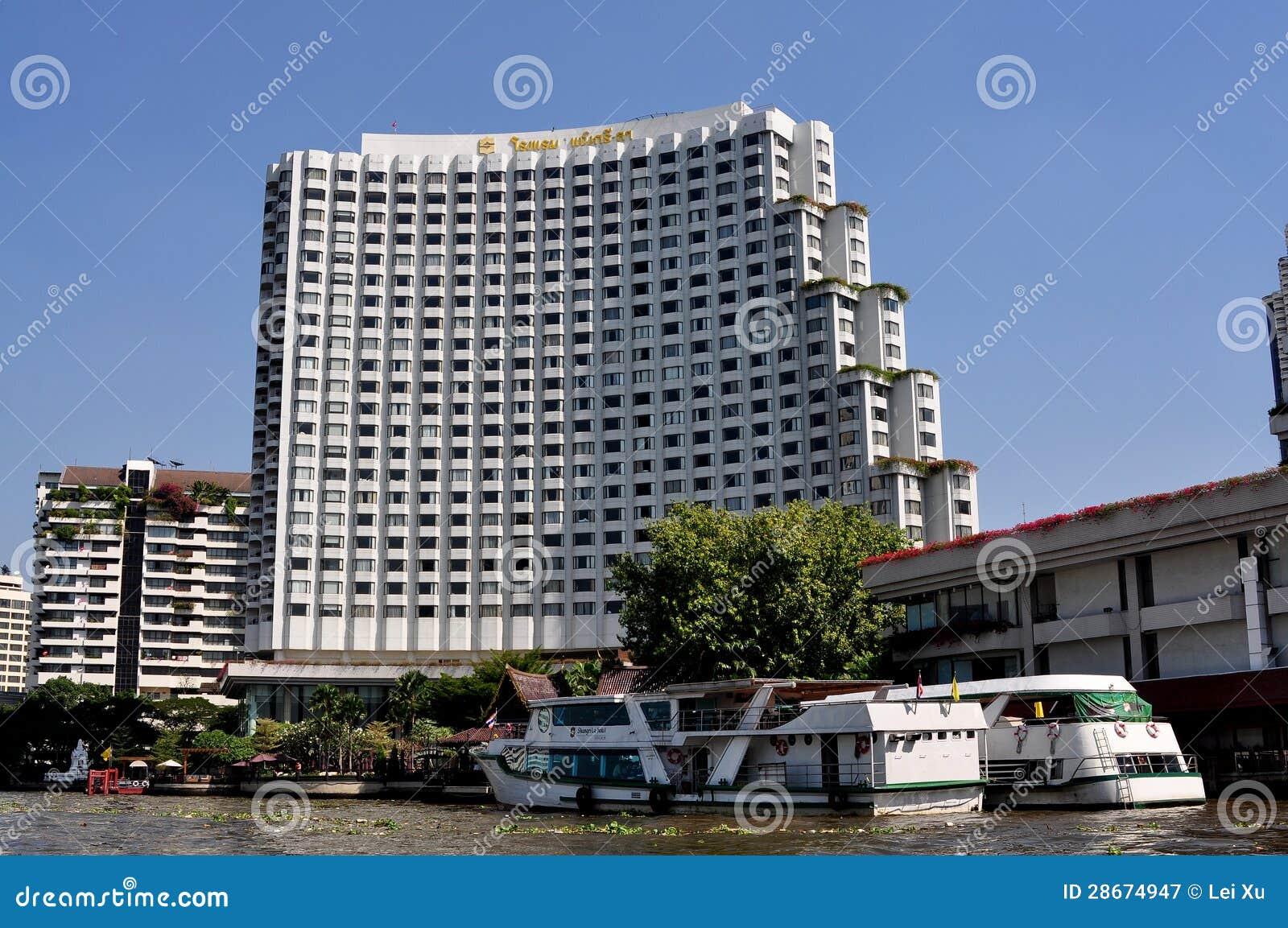 Bangkok Thailand Five Star Shangri La Hotel Editorial Photography