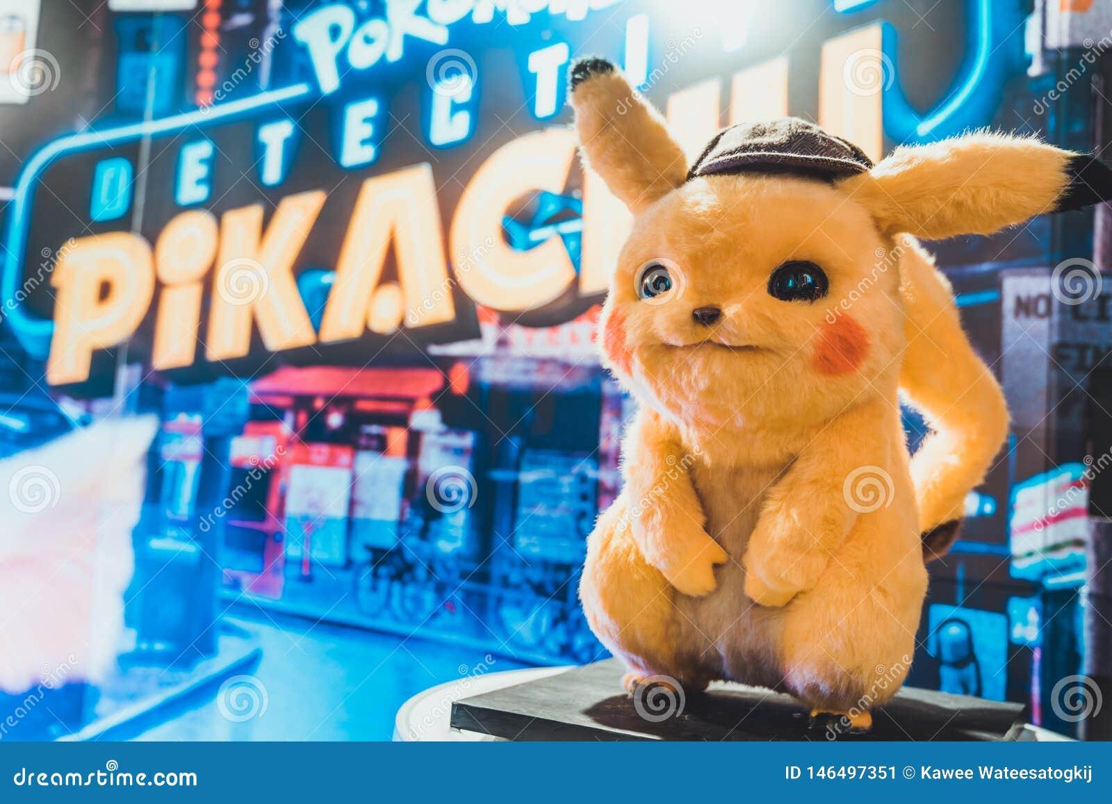 Detective Pikachu Display Stand