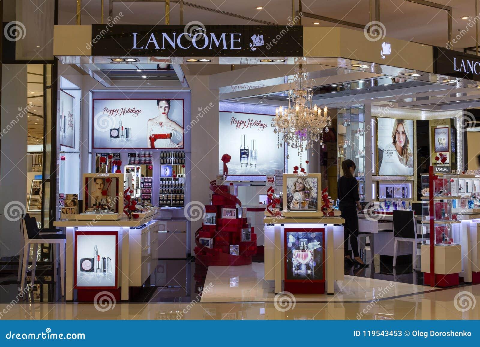 e68e92edaa1 Lancome Shop In Siam Paragon Mall