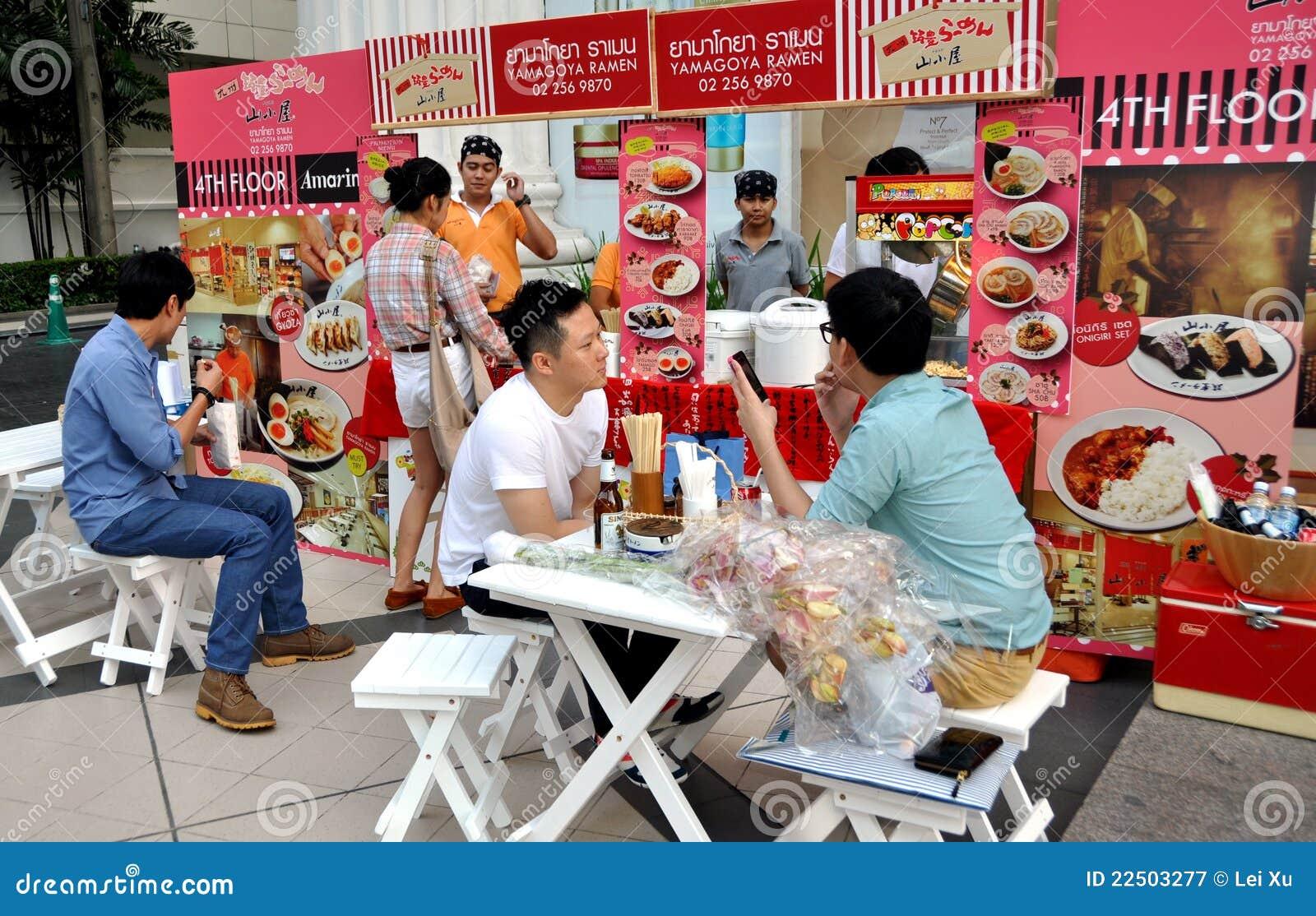 Raw Food Restaurant Bangkok