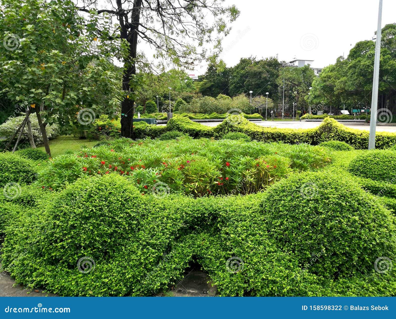 Bangkok - Santiphap Park Peace Park