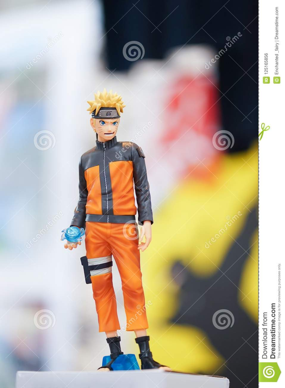 Naruto a main character from a japanese manga series naruto