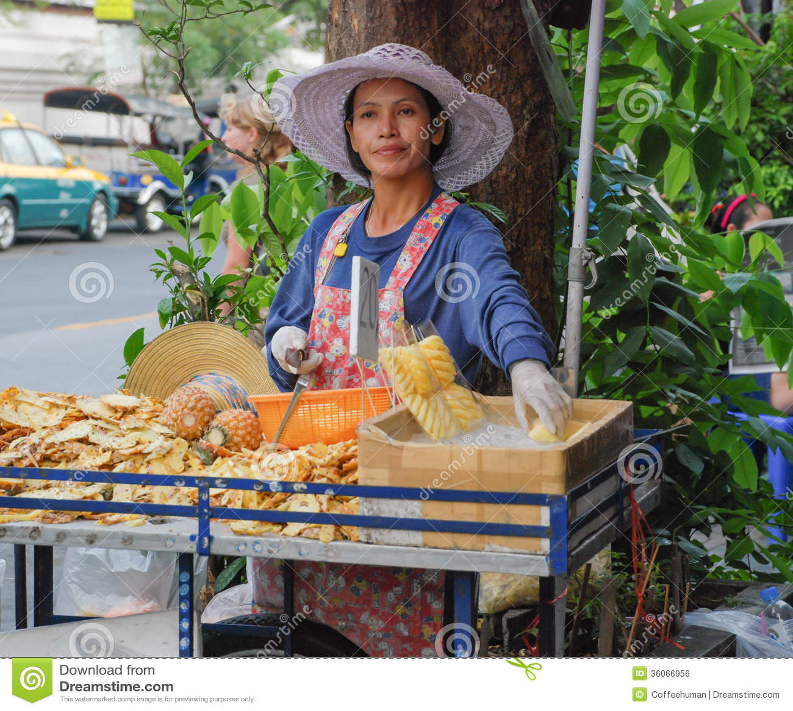 Street food business plan