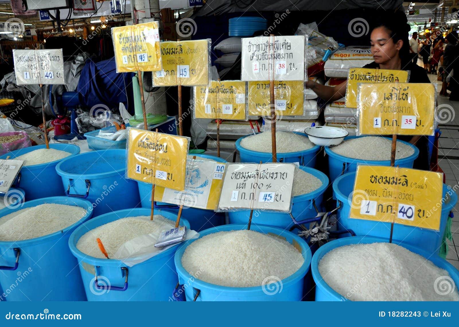 Rice retailing business plan
