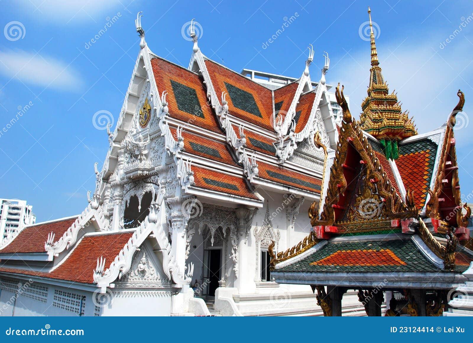 Bangkok, Thailand: Wat Hua Lumphong