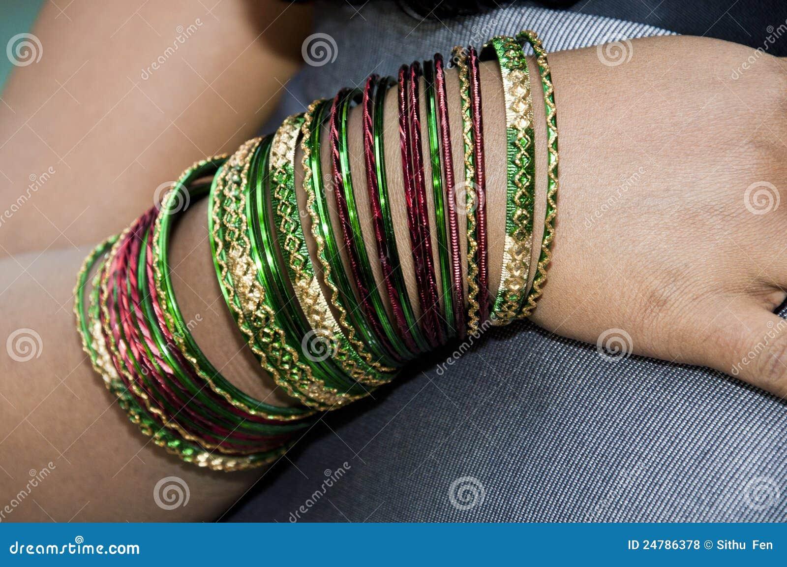 Bridal Mehndi Hands And Bangles
