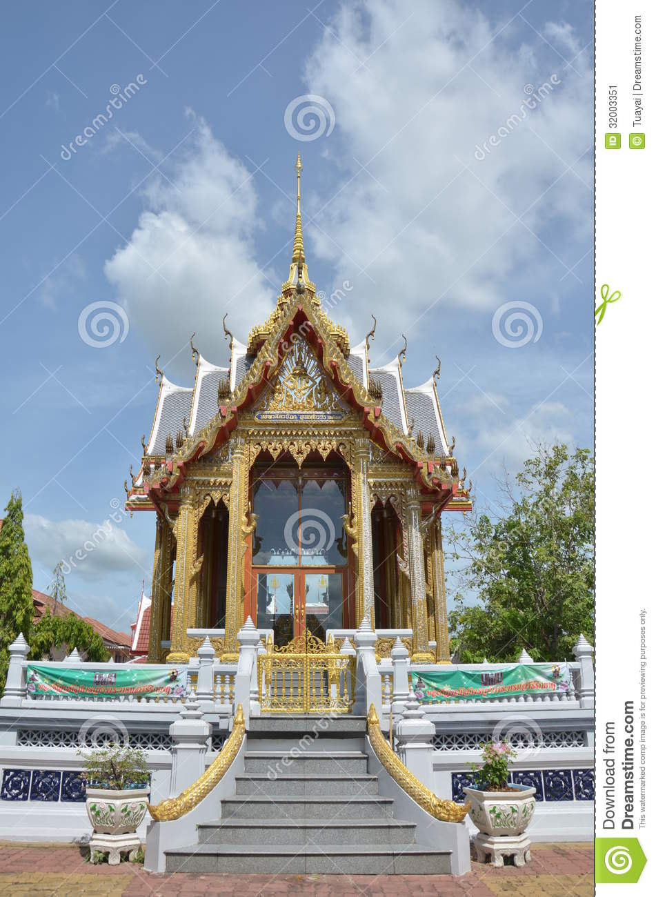 Thai temple art and architecture for Wat architecture