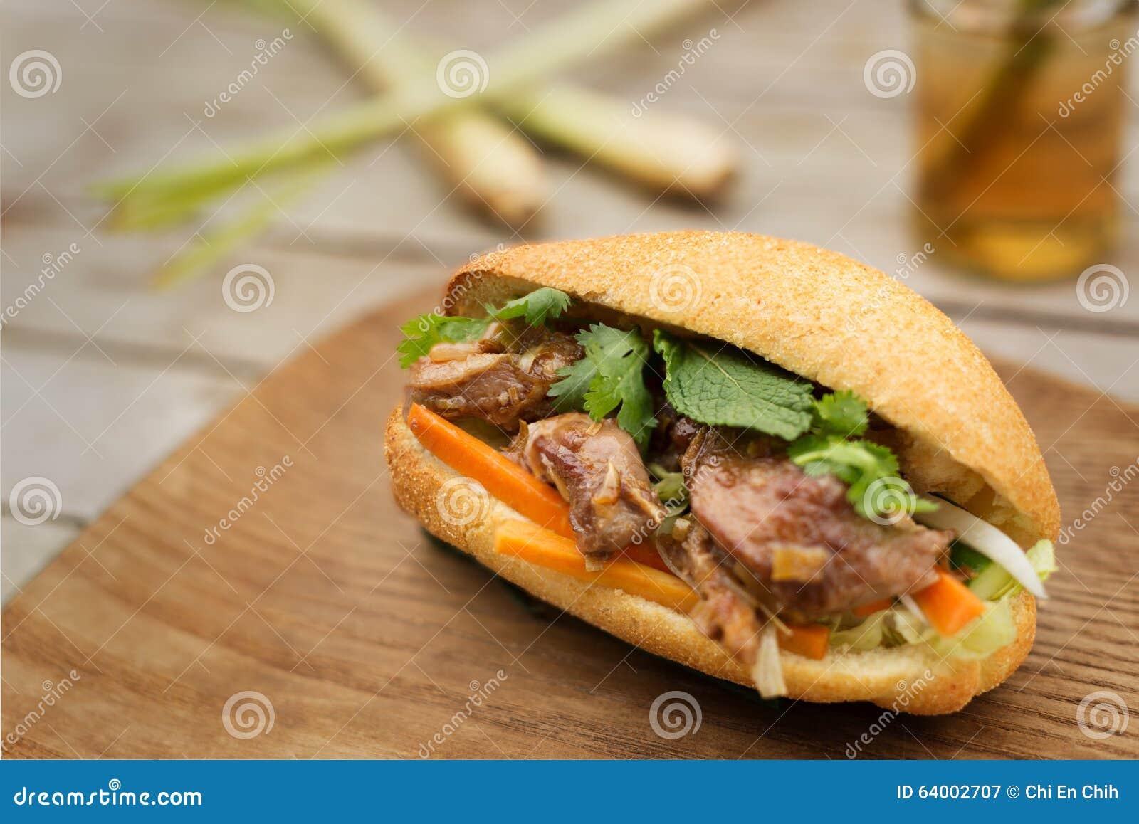 Banh Mi, Vietnamees brood