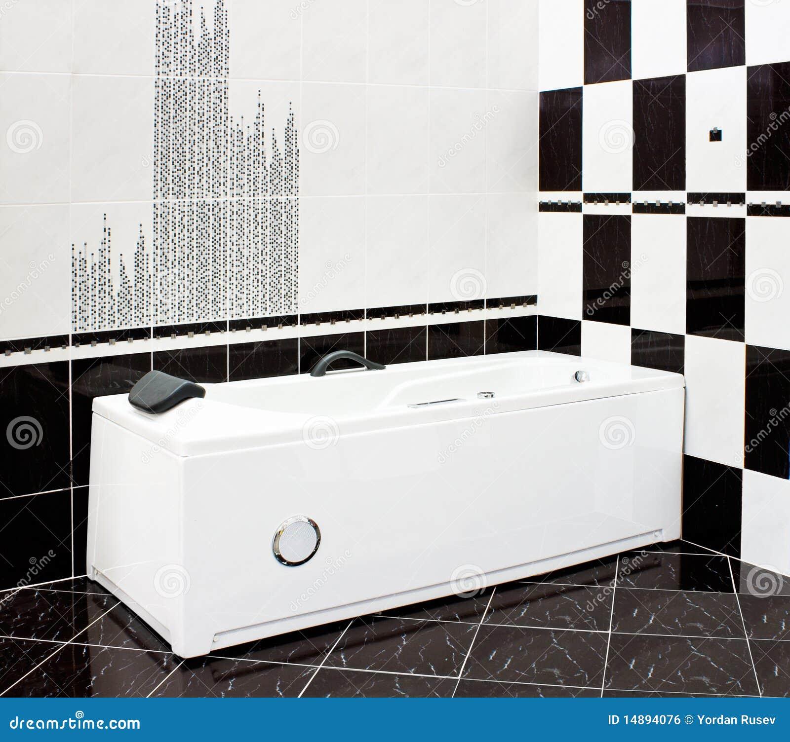 Banheiro Com Banheira Imagem de Stock Royalty Free Imagem: 14894076 #82A229 1300x1239 Banheiro Banheira