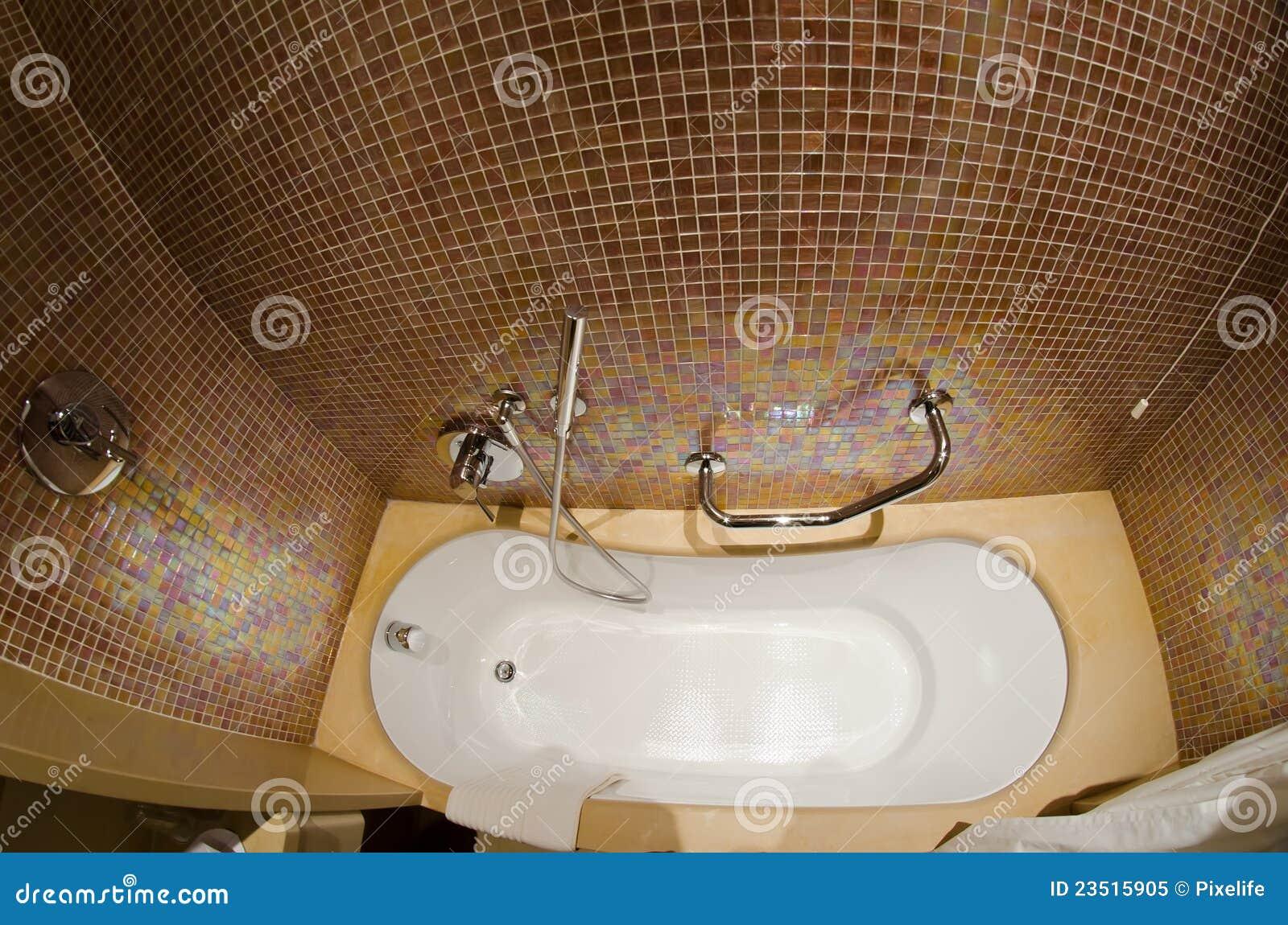 Banheiro Do Hotel De Luxo Foto de Stock Royalty Free Imagem  #86AB20 1300 951