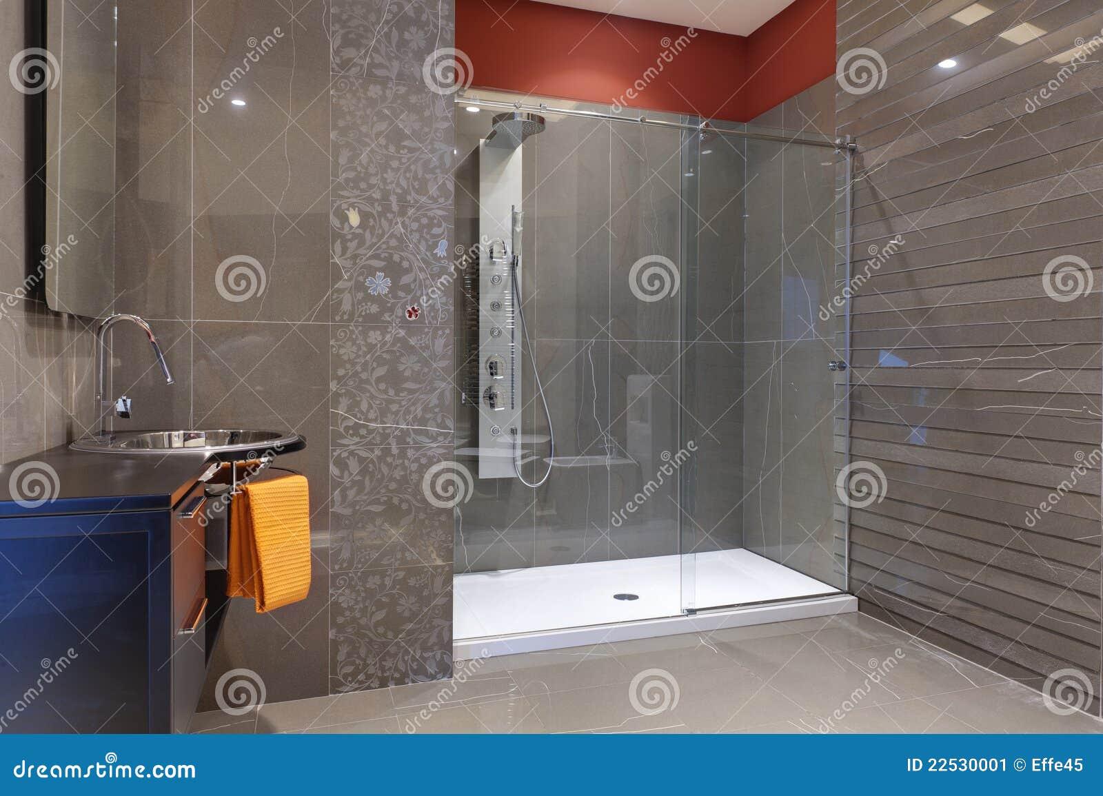 #AD681E Banheiro Luxuoso Moderno Imagem de Stock Imagem: 22530001 1300x955 px Banheiro Luxuoso 2835