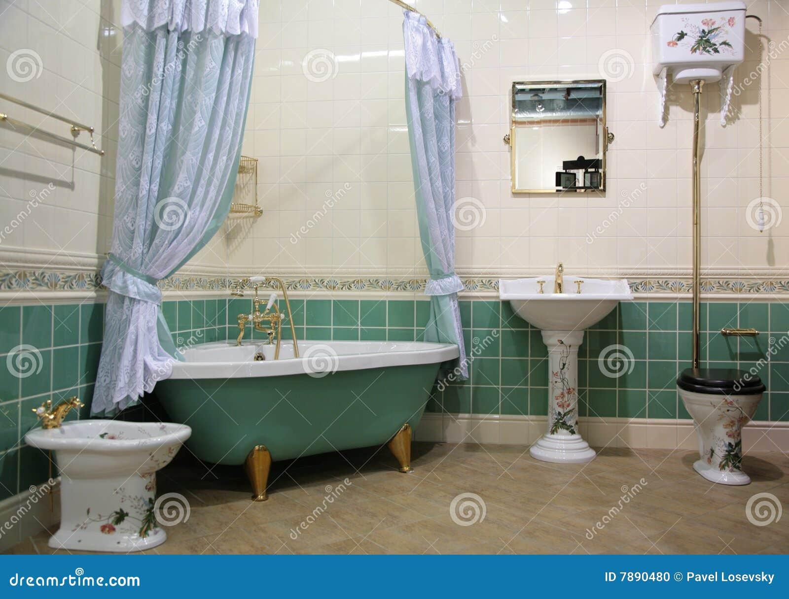 Banheiro No Verde Foto de Stock  Imagem 7890480 -> Banheiro Moderno Verde