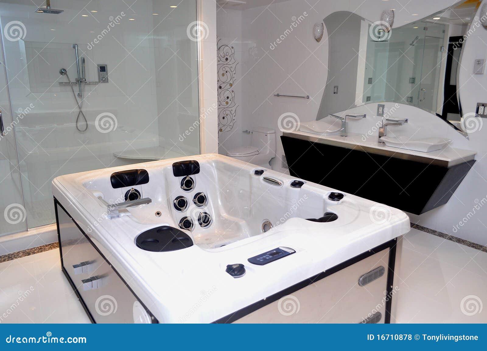 Imagens de #735C4B Banheiro Sofisticado. Fotos de Stock Royalty Free Imagem: 16710878 1300x953 px 3610 Banheiros Sofisticados Fotos