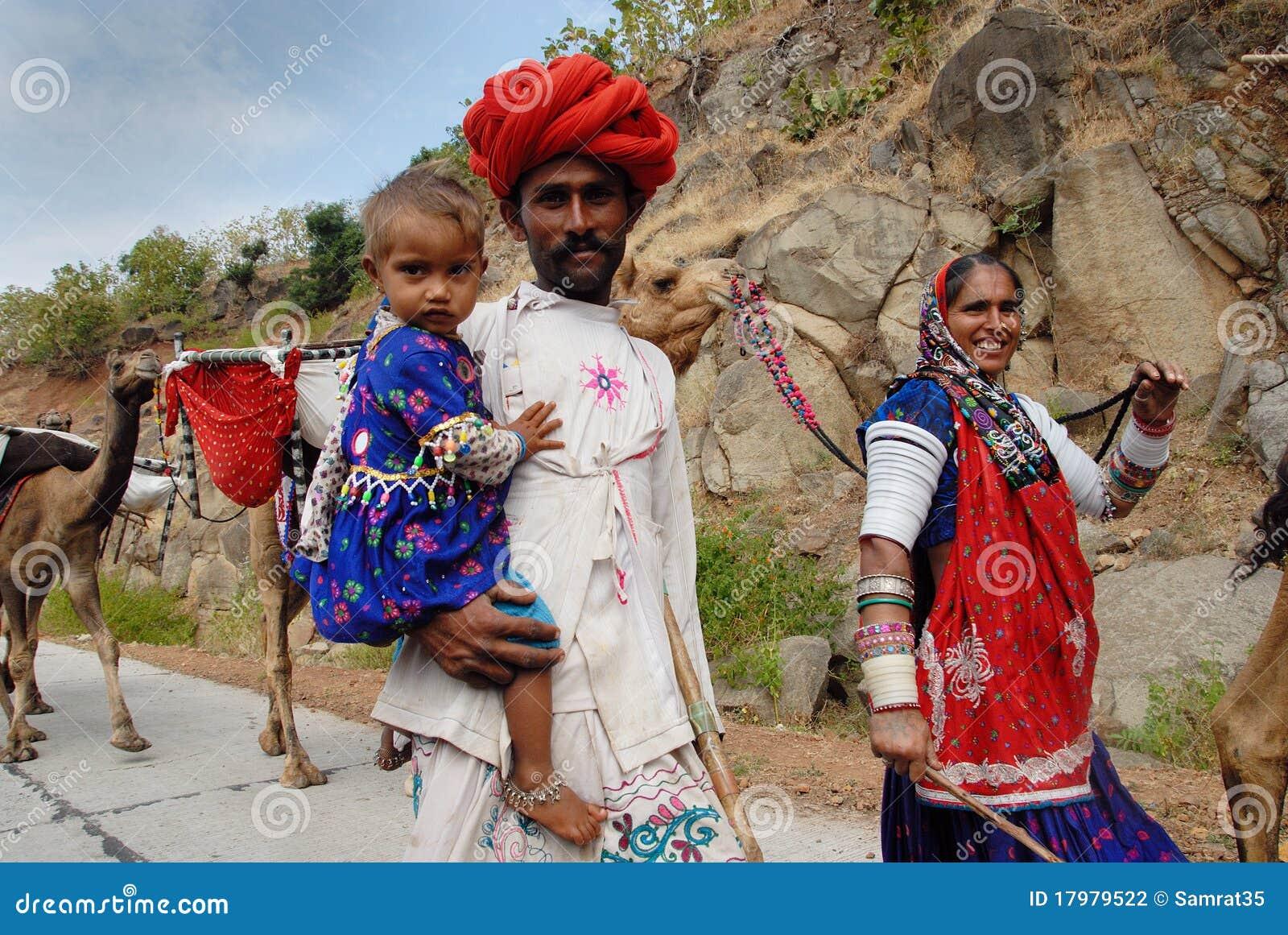 Banjara Tribes in India
