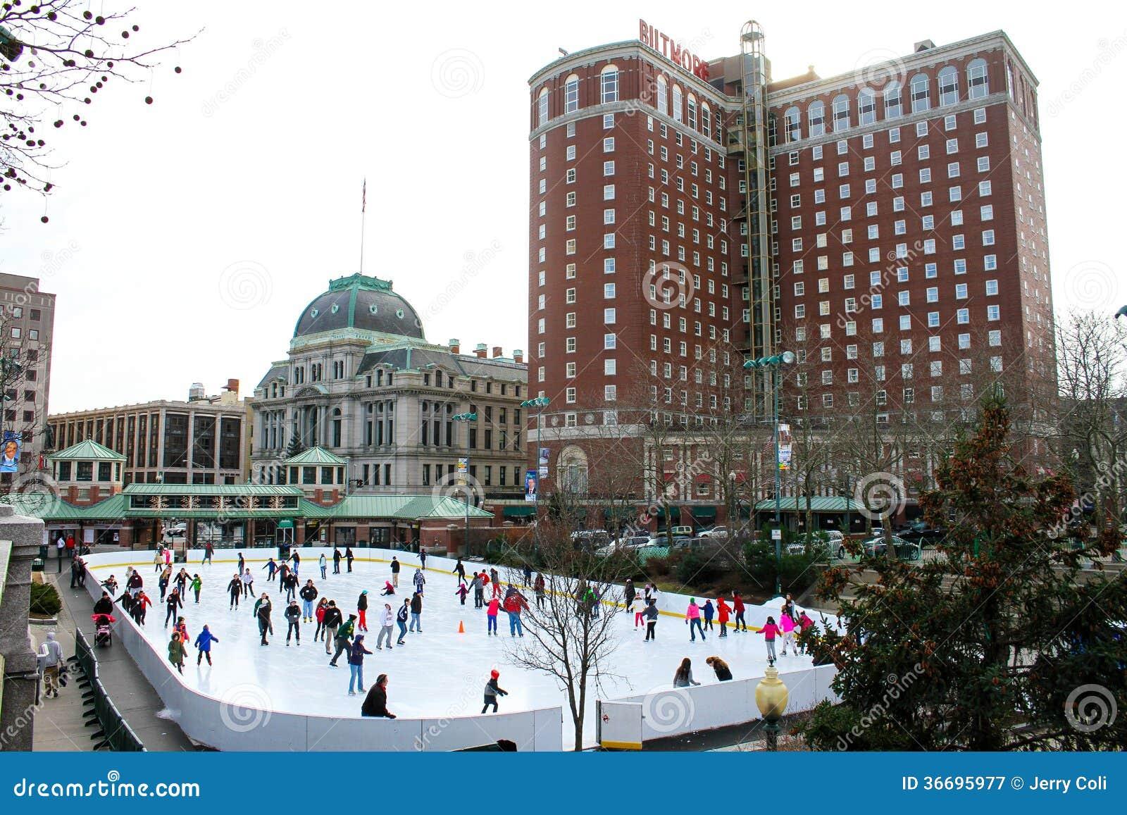 Providence Rhode Island Skating Rink