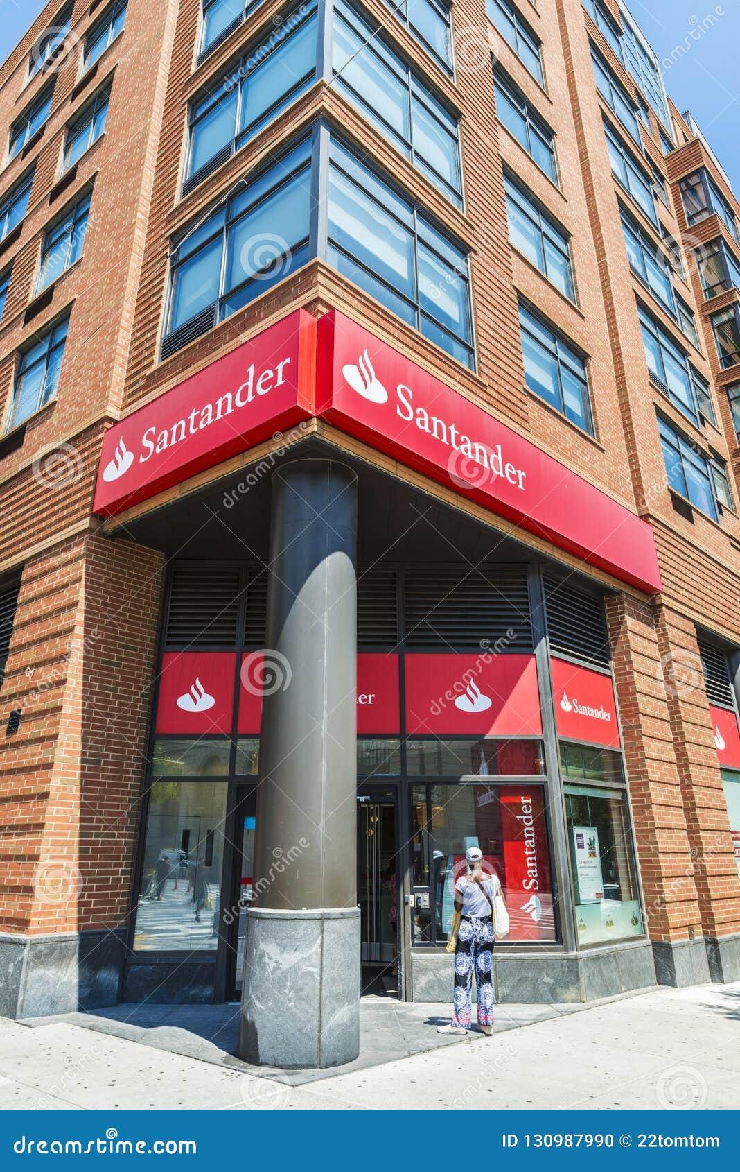 santander bank york pa