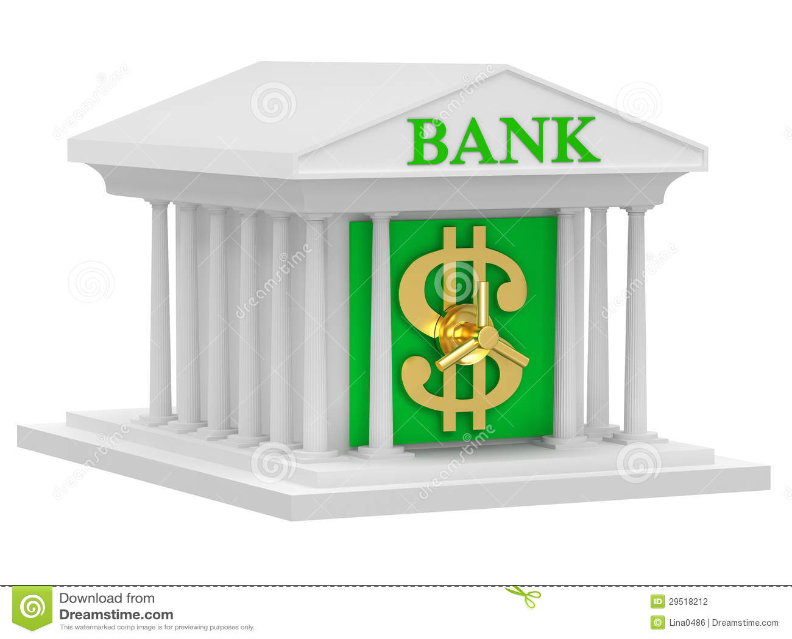 bank building clip art - photo #17