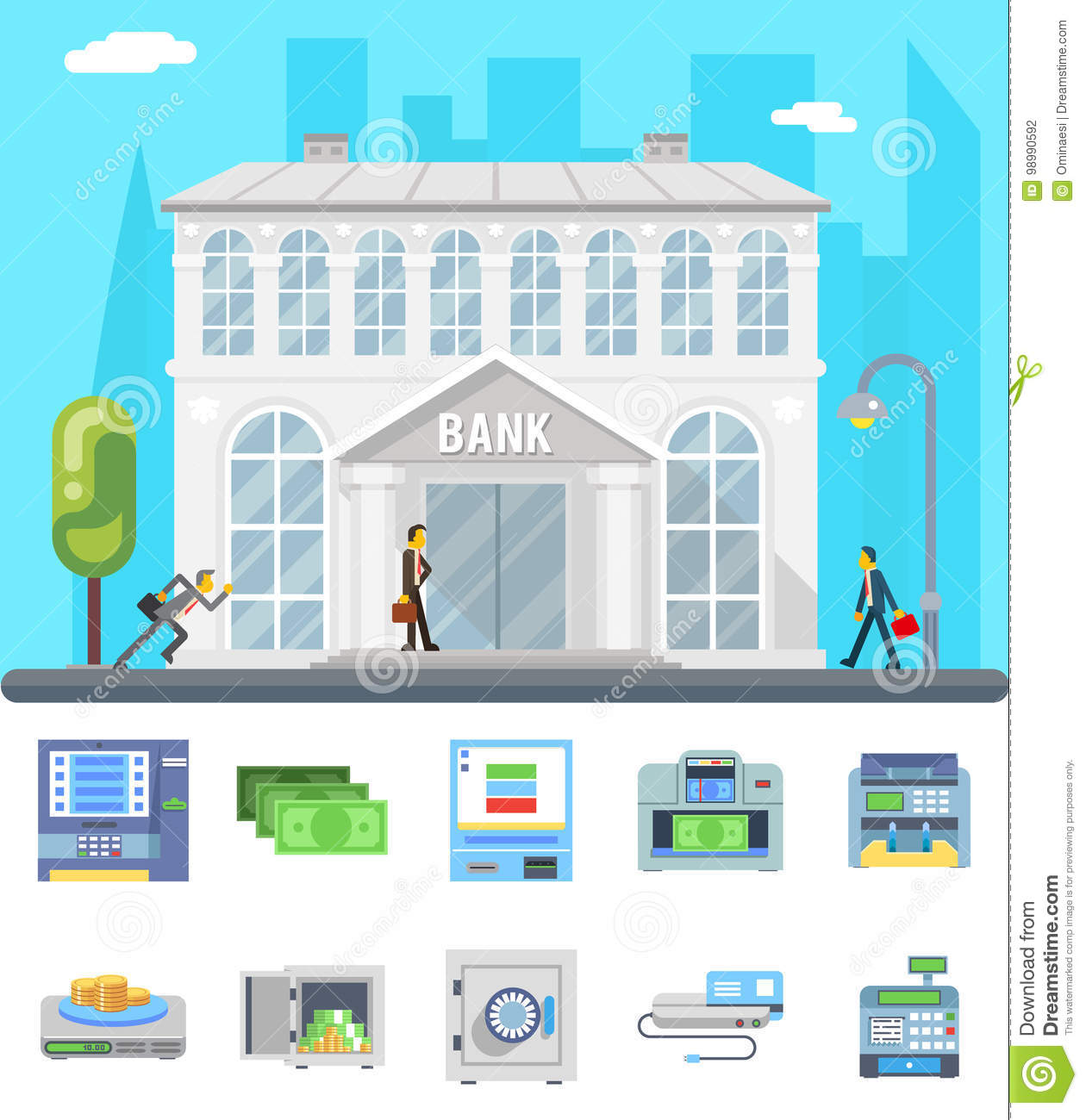Business Check Stock Illustrations – 51,338 Business Check ...