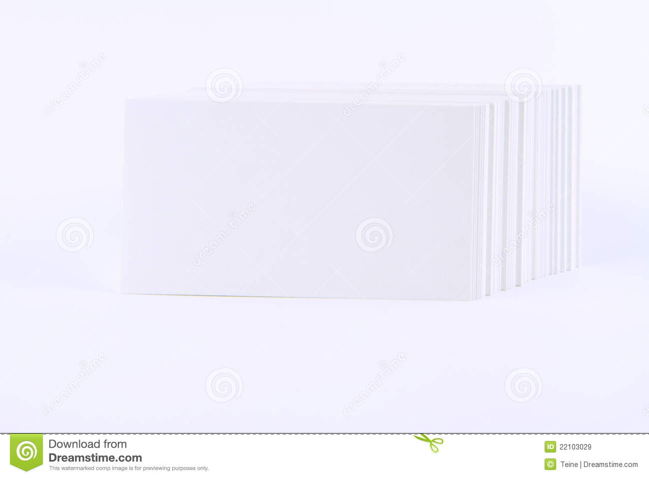 Bank business cards stock image. Image of white, space - 22103029