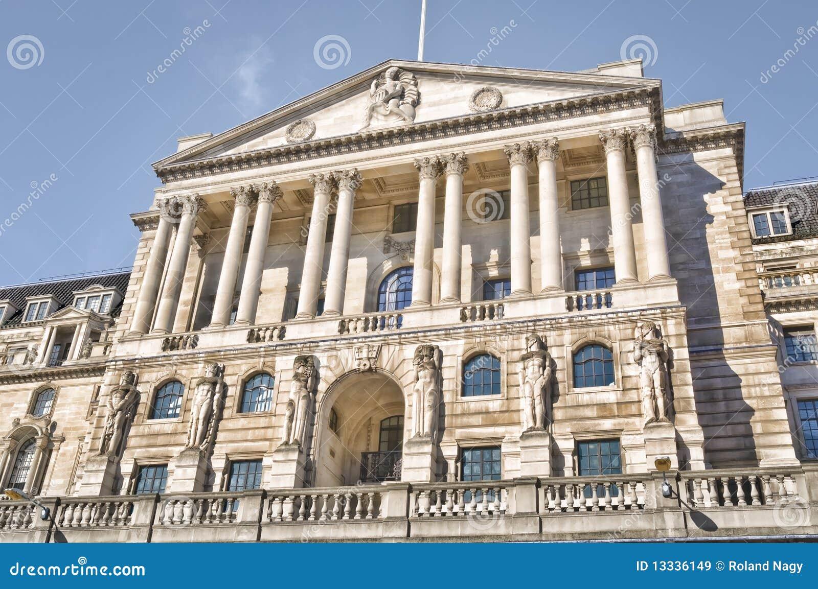 Bank England London