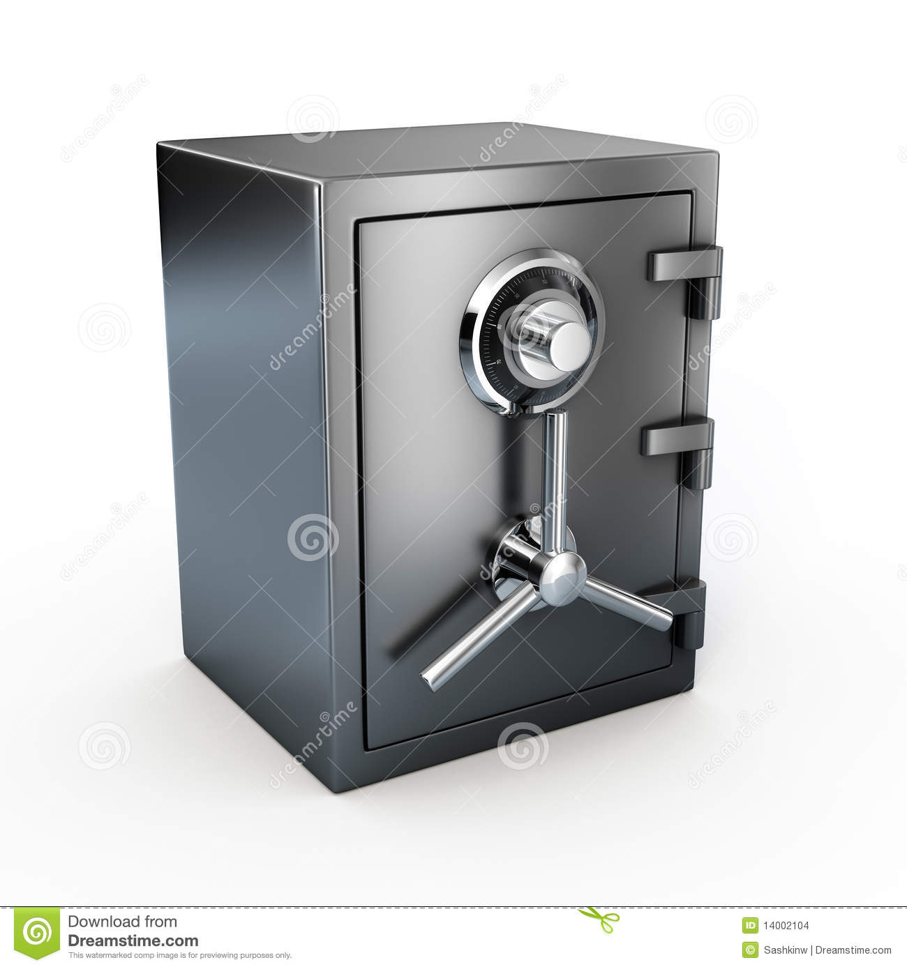 Bank Safe Stock Images Image 14002104