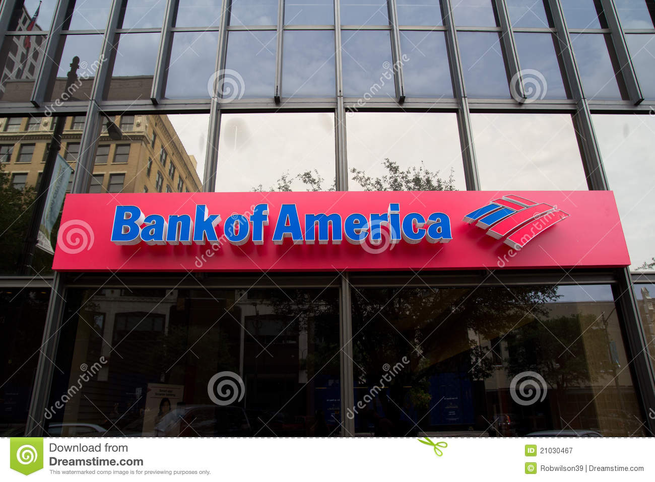 Taxaties voor Bank of America