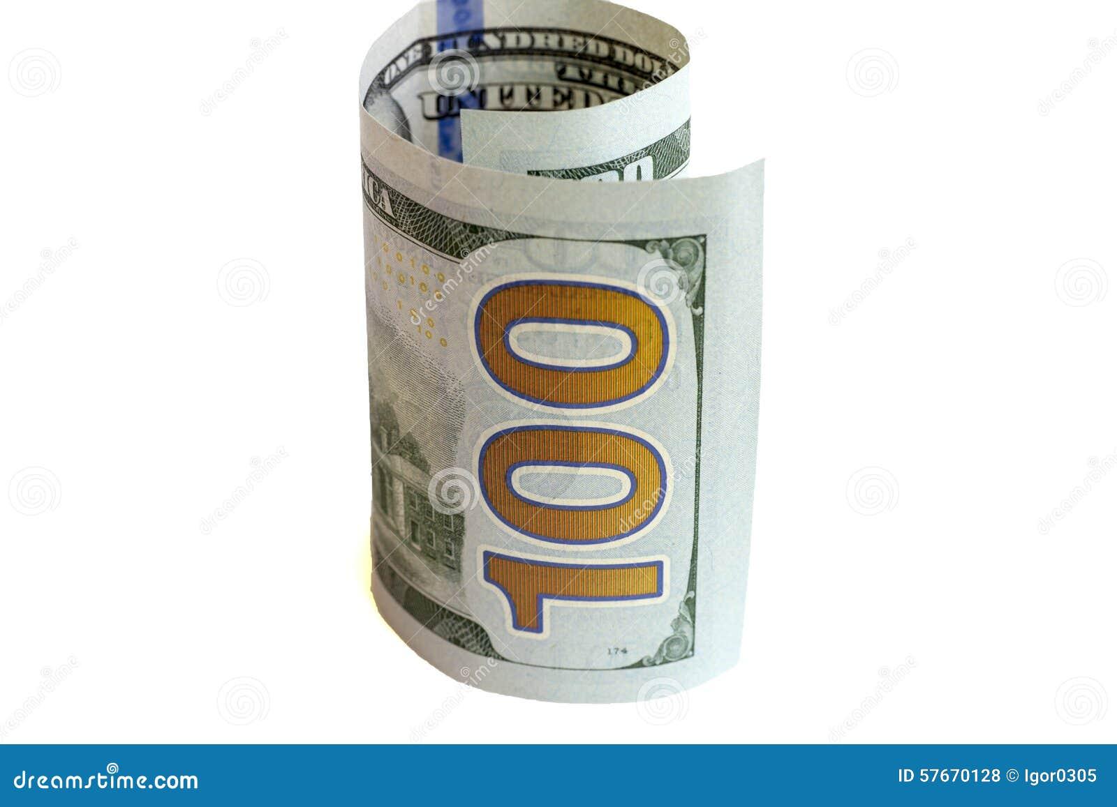 Banka euro pięć ostrości sto pieniądze nutowa arkana