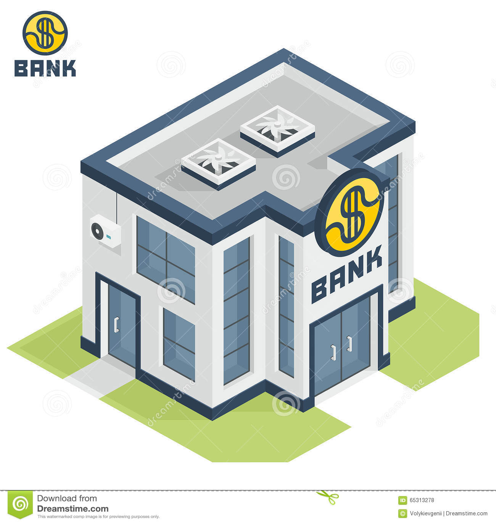 Bankbyggnad