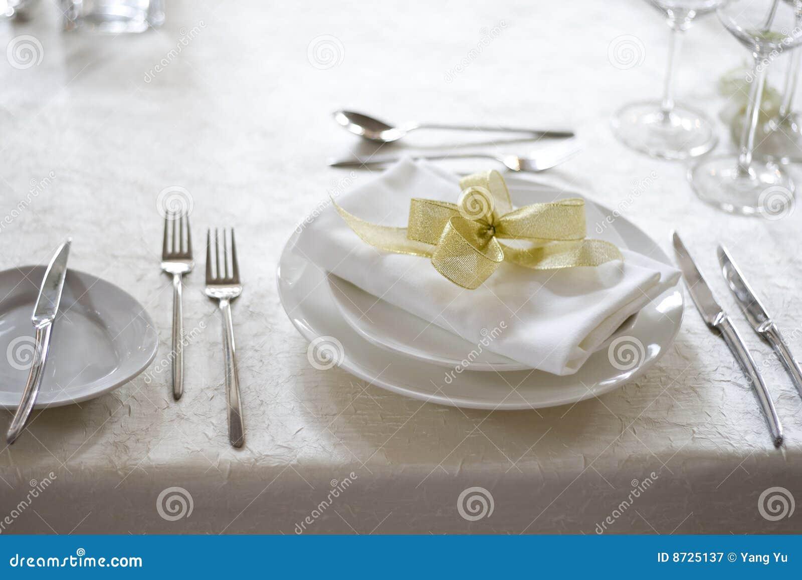 Bankieta stół