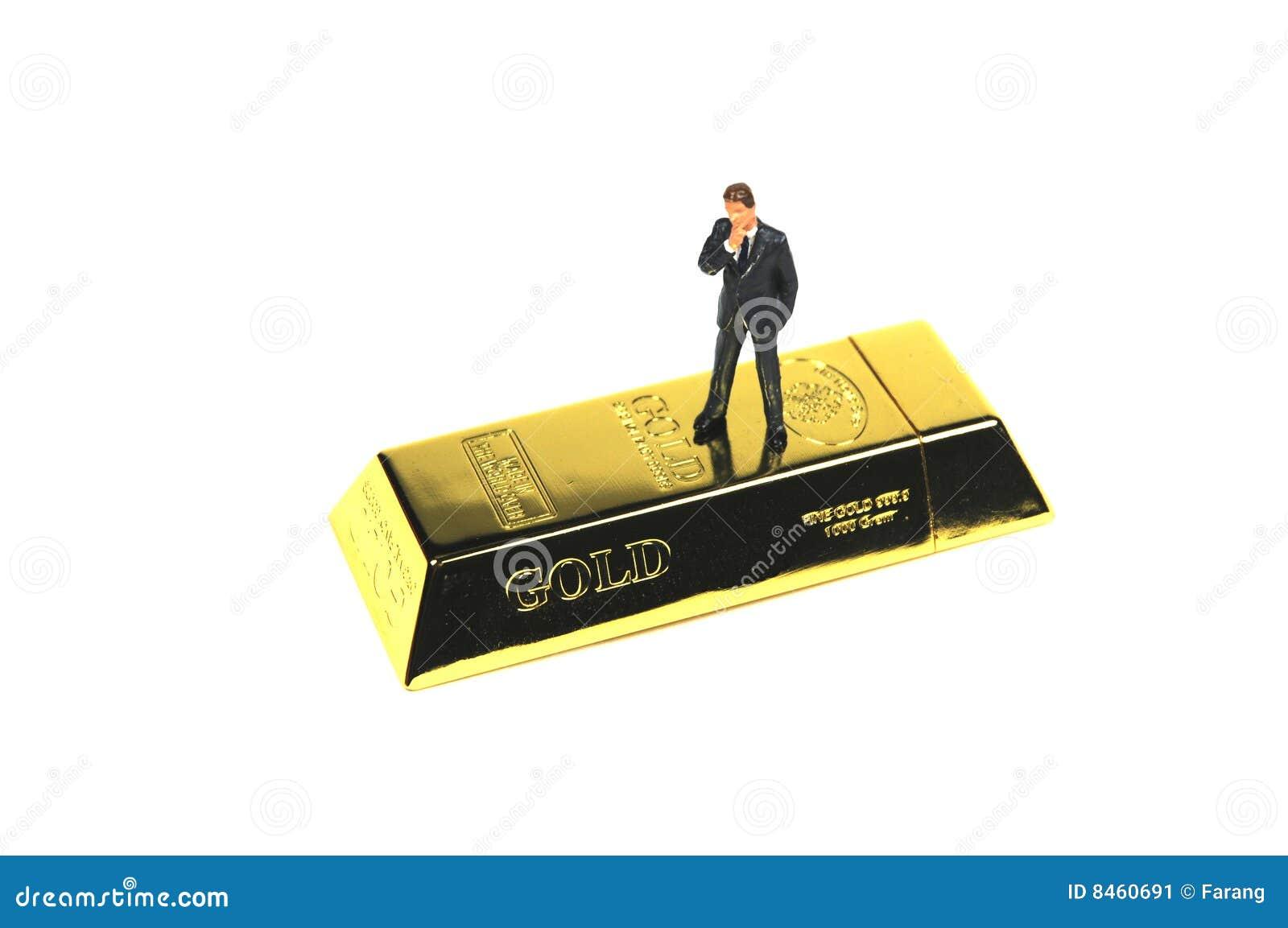 Bankirstångguld