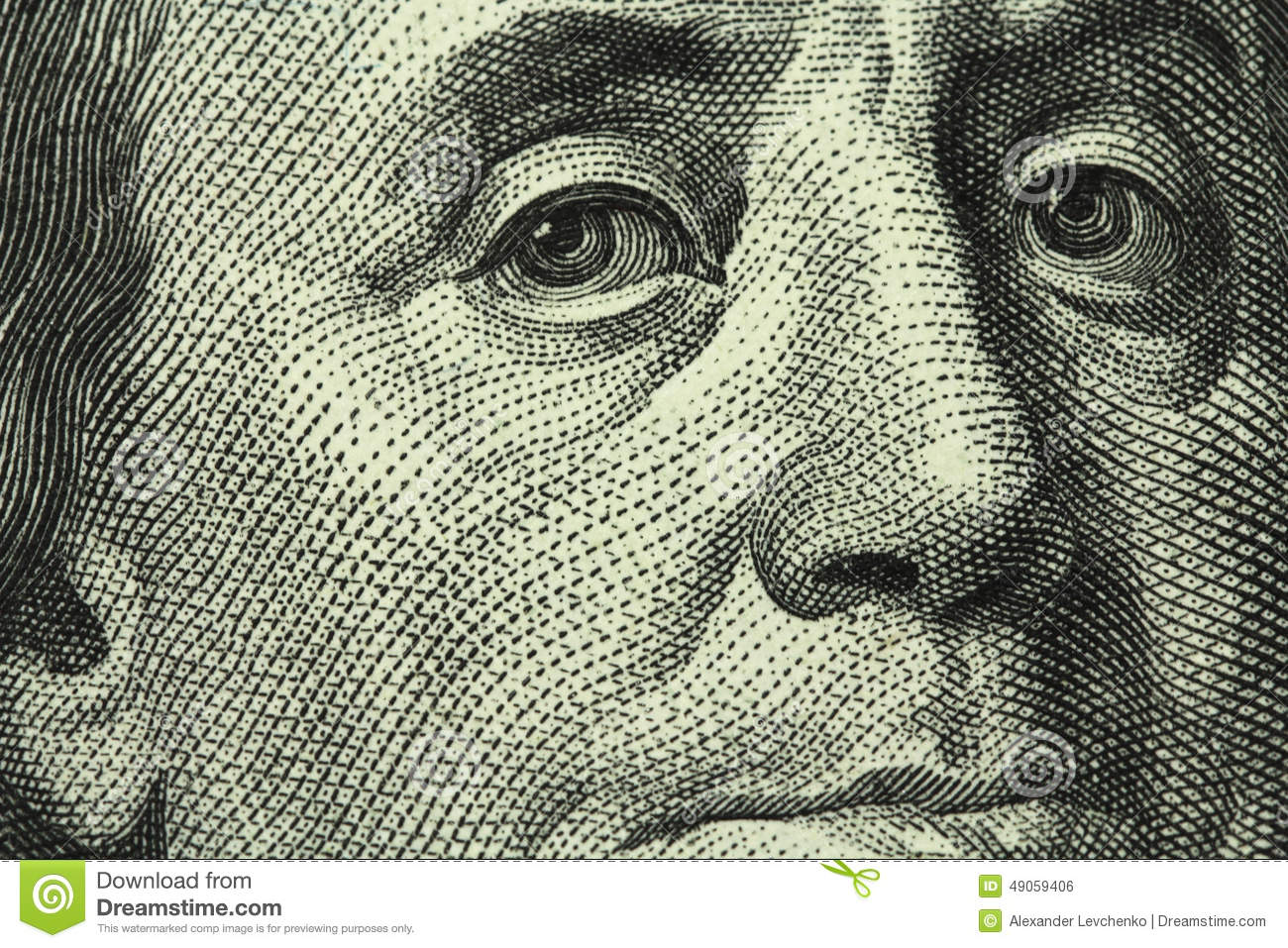 Download Banknote Hundred US Dollars Stock Photo - Image of background, banknote: 49059406