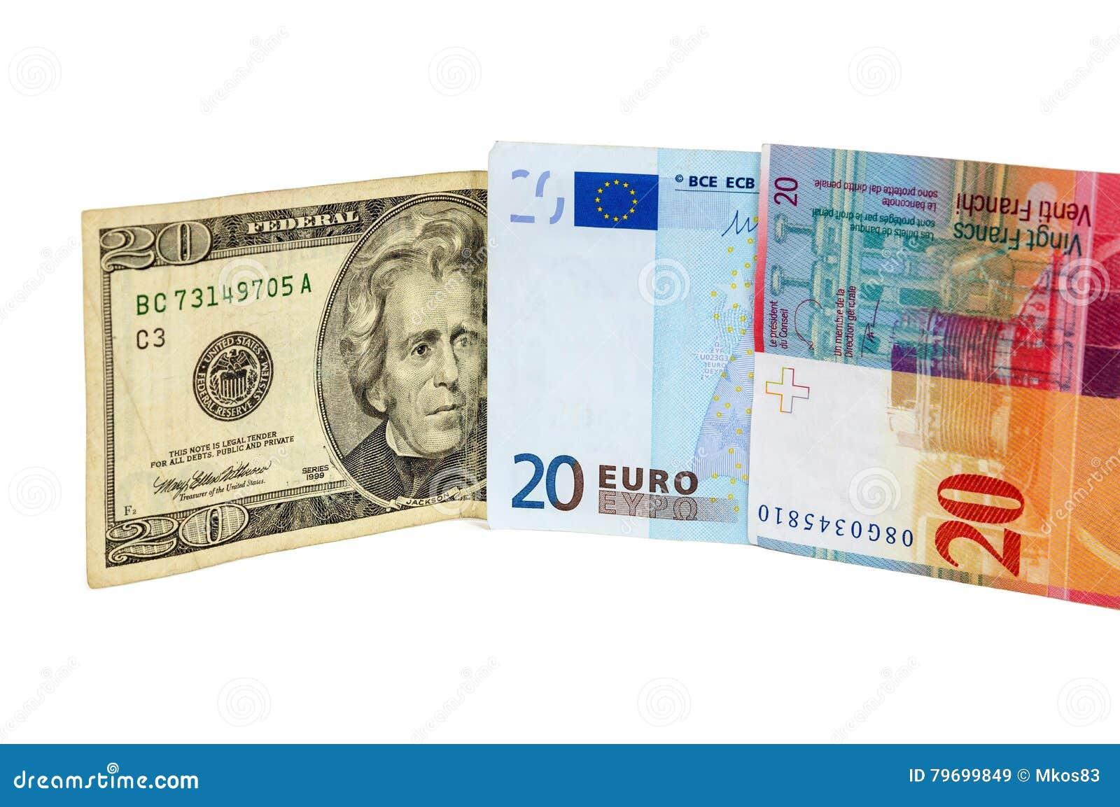 8 franken in euro