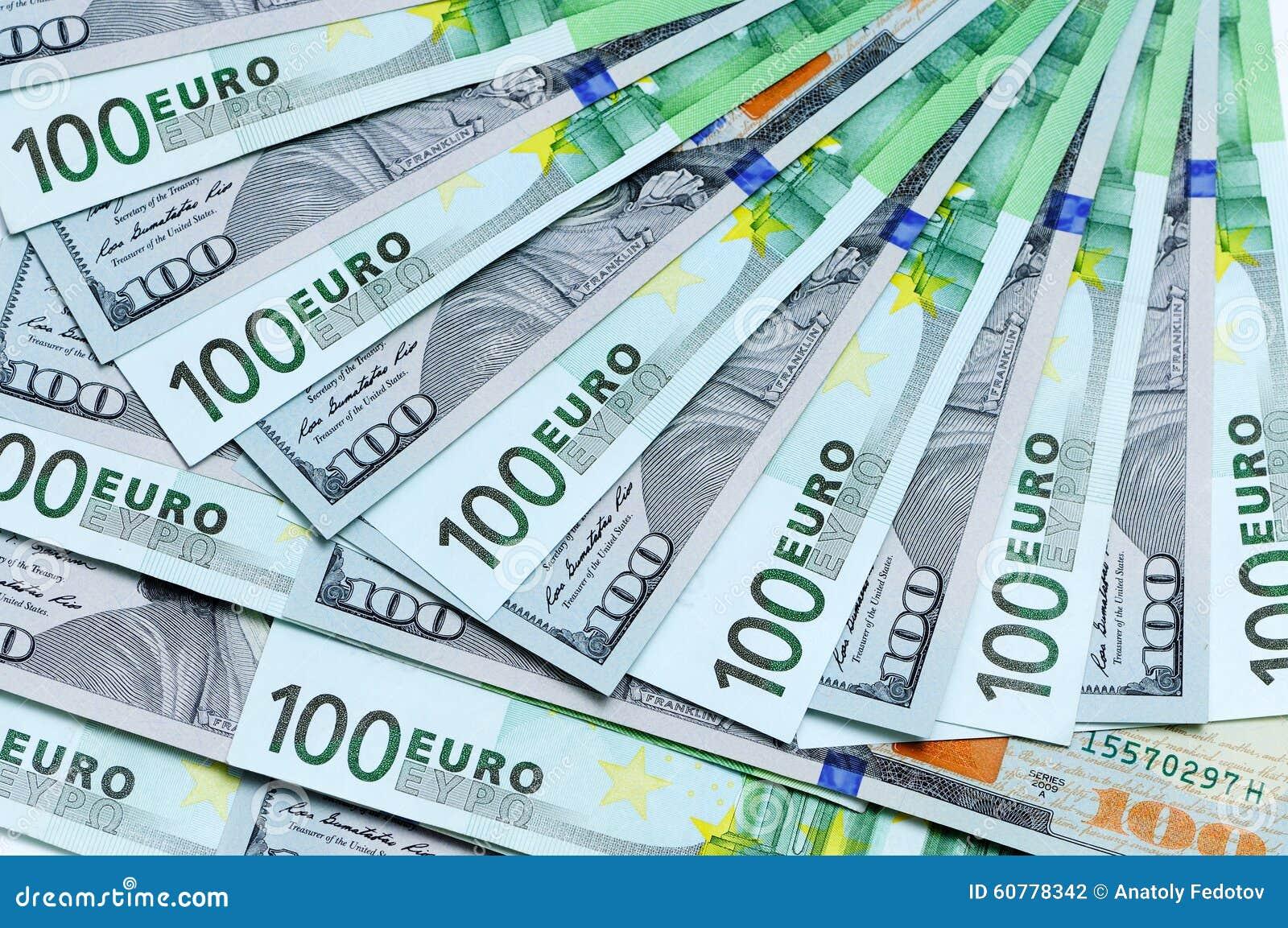 Wieviel sind 100 Euro in US Dollar?