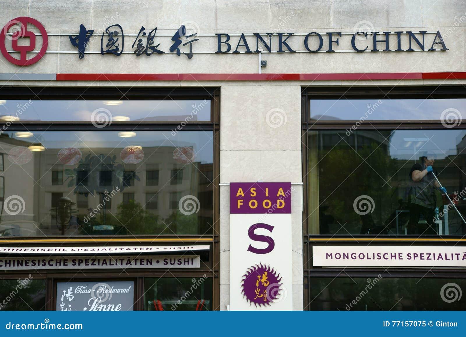Bankof Chine