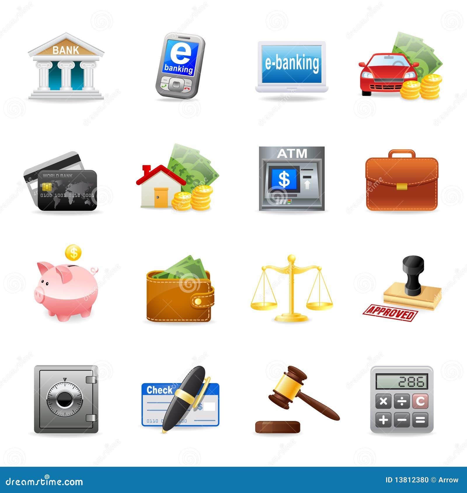 Bankowości ikona