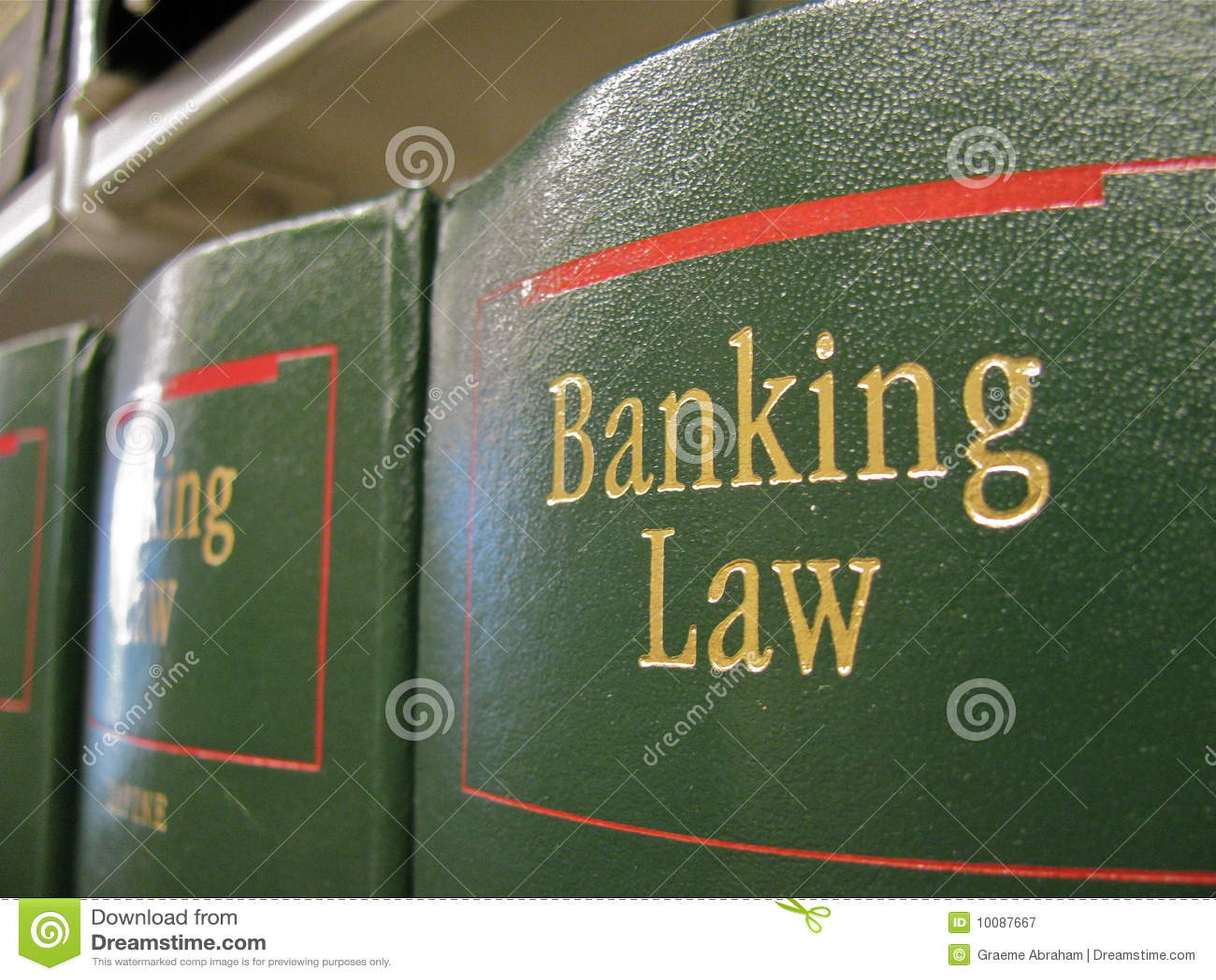 Bankrörelselag