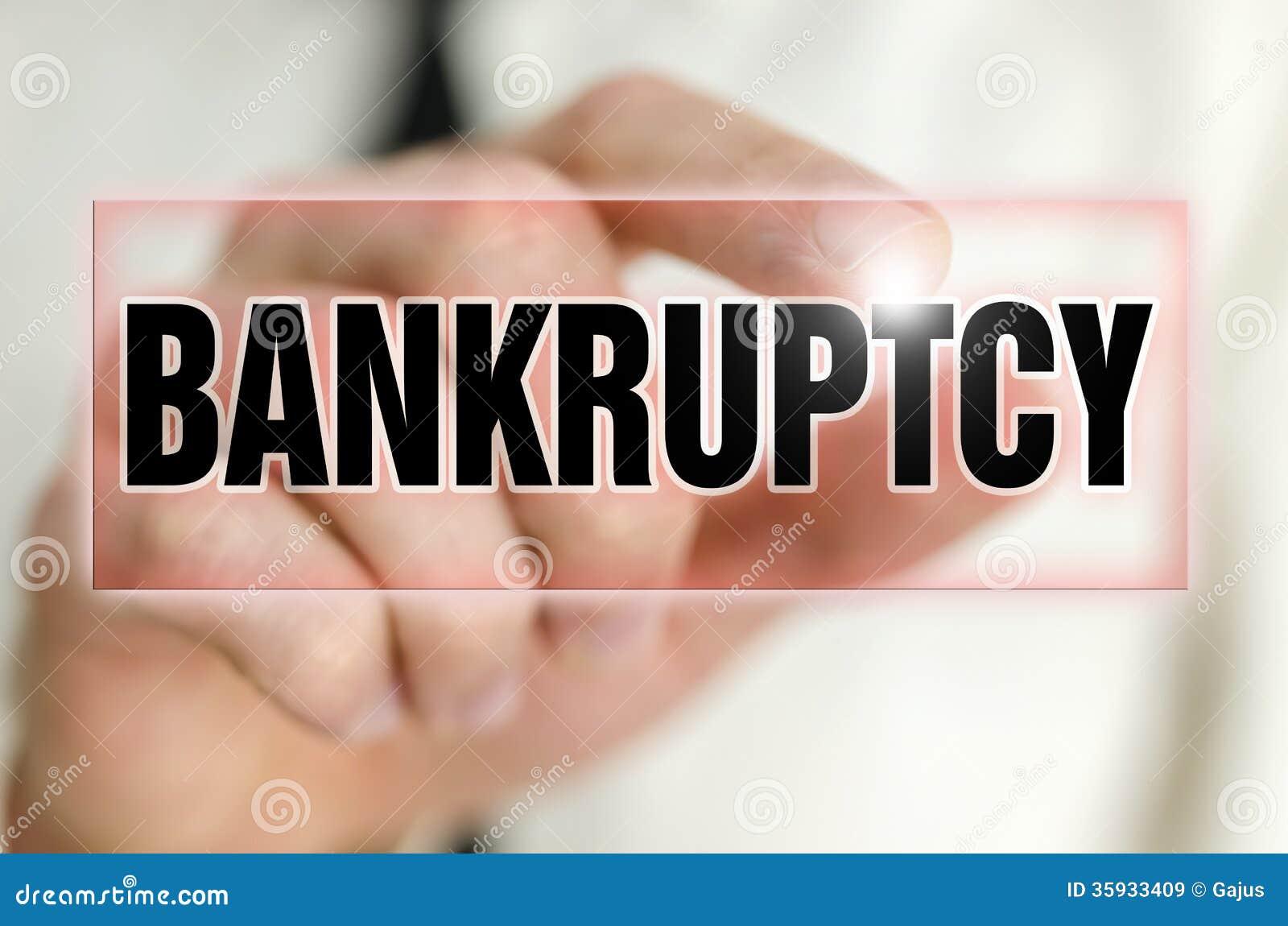 bankruptcy-button-virtual-screen-3593340