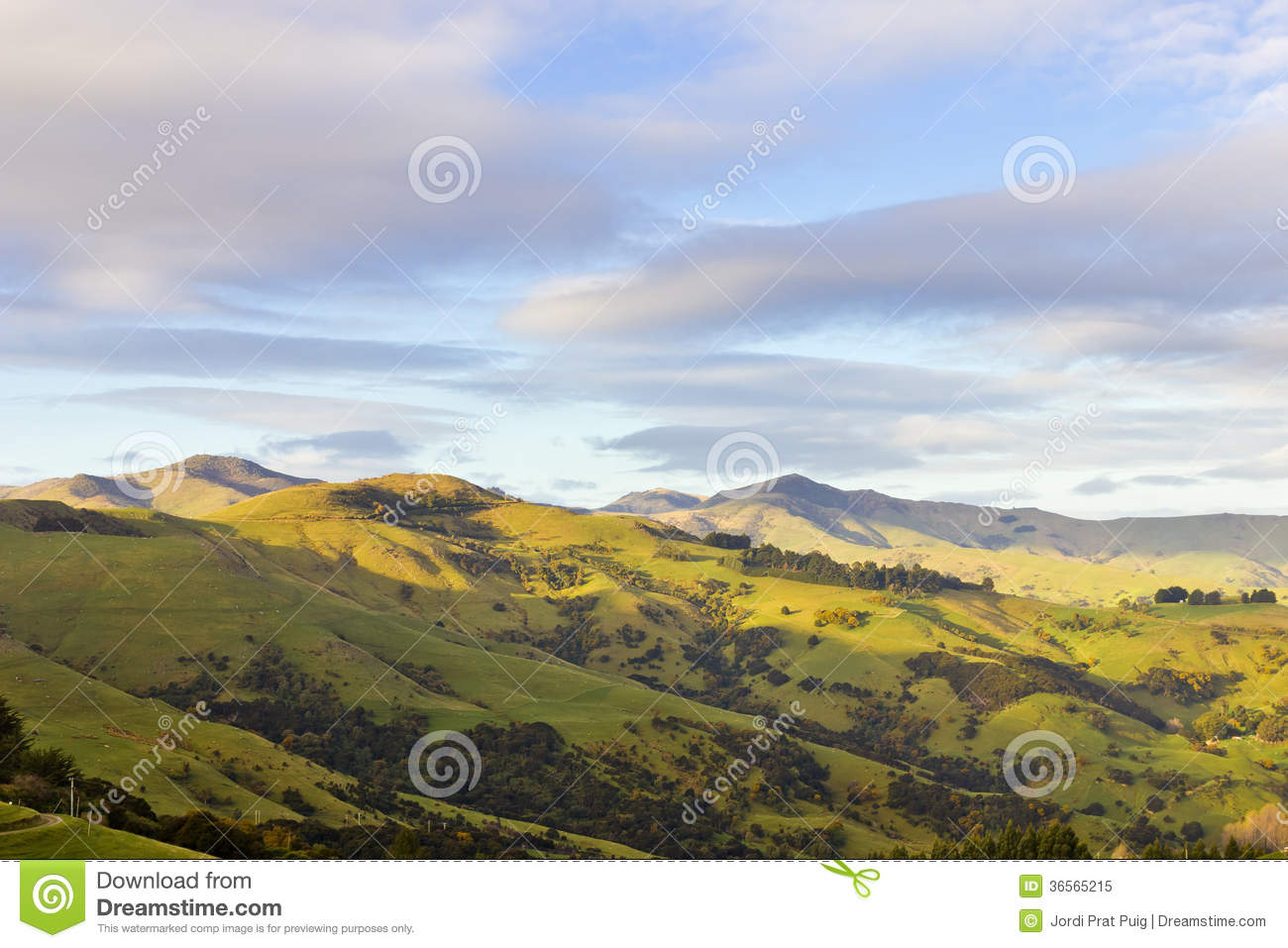 Banks peninsula royalty free stock photo image 36565215 for Landscaping chch