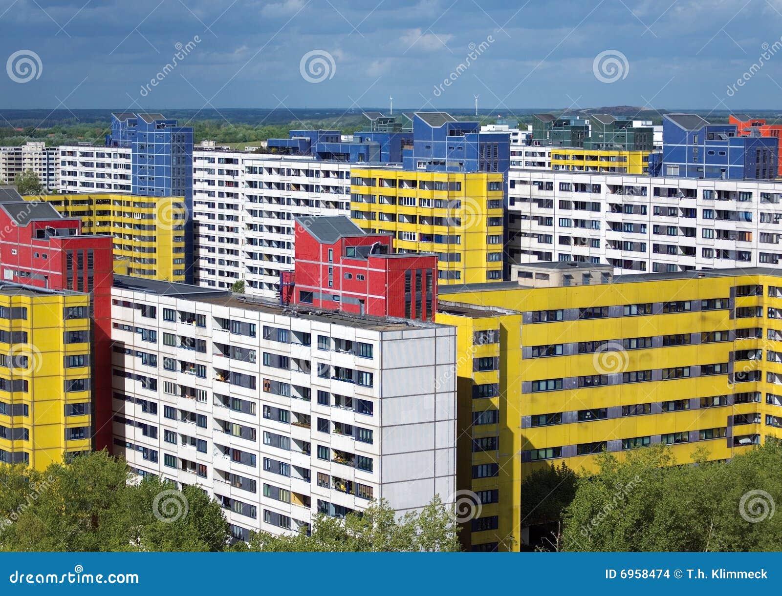 Banlieue de Berlin