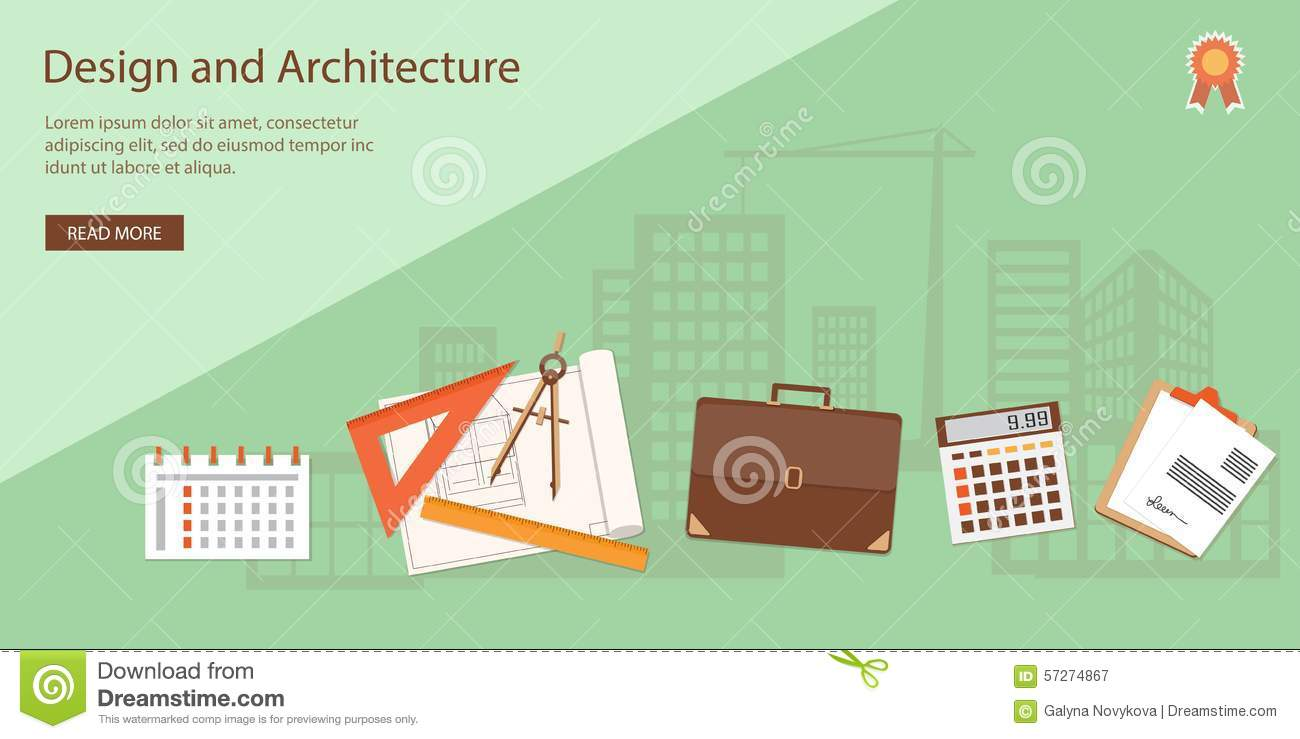 Exceptional Banner For Architecture And Design