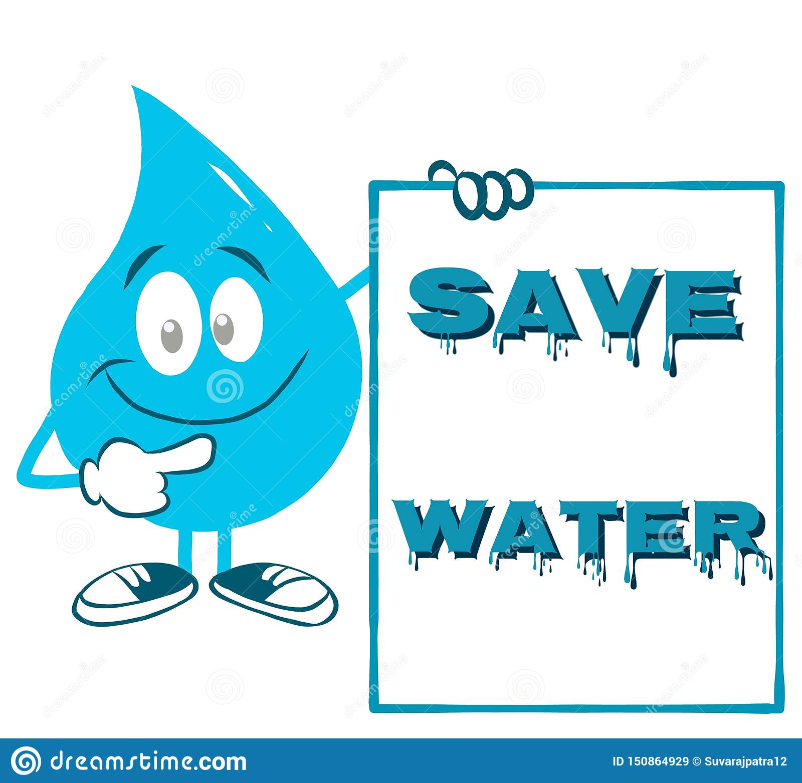 Poster for World Water Day