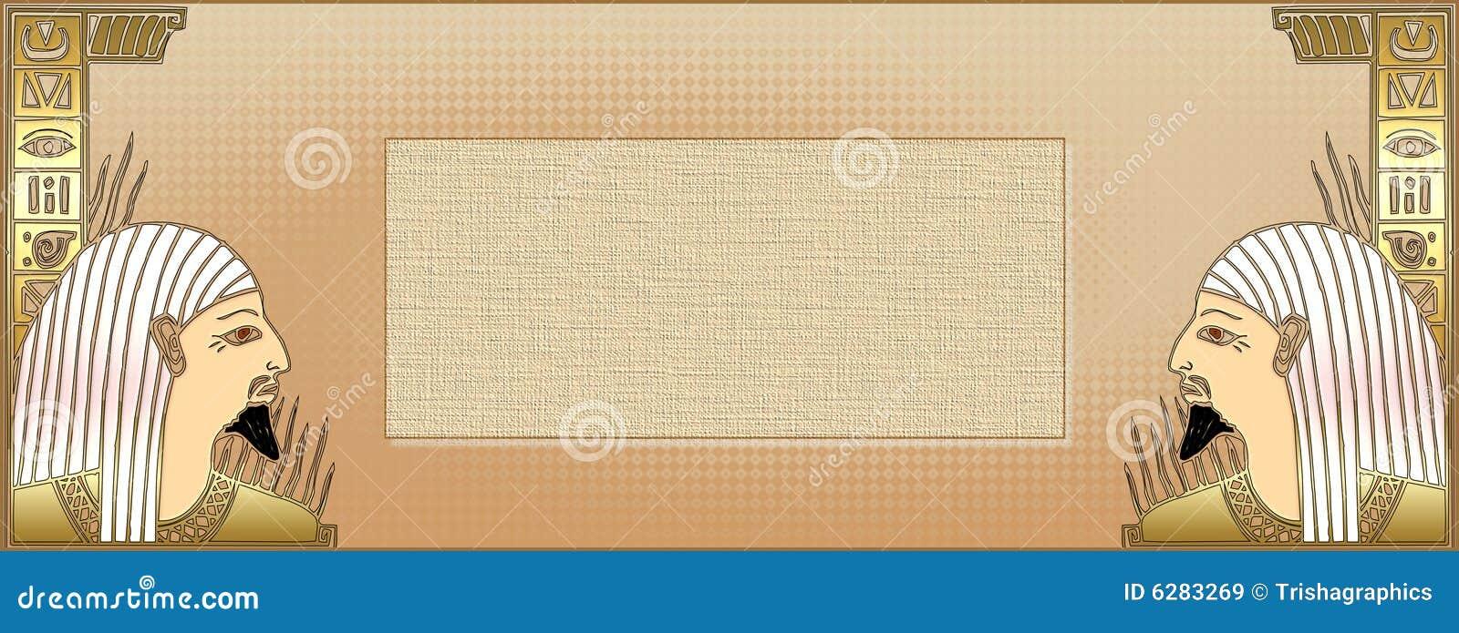 Banner Egiptu