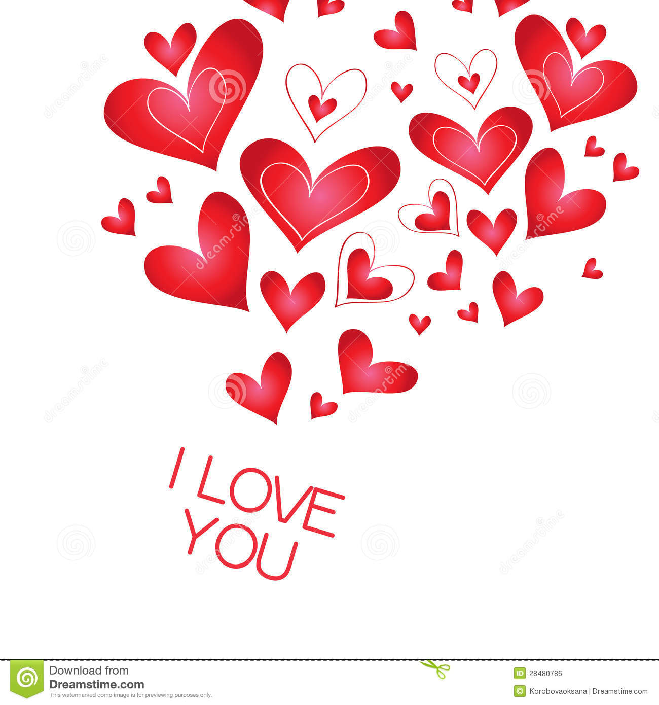 Heart I Love You Pictures