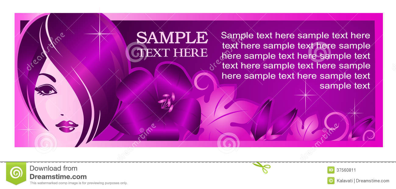 Banner Template Beauty Salon Services Stock Illustrations 119 Banner Template Beauty Salon Services Stock Illustrations Vectors Clipart Dreamstime