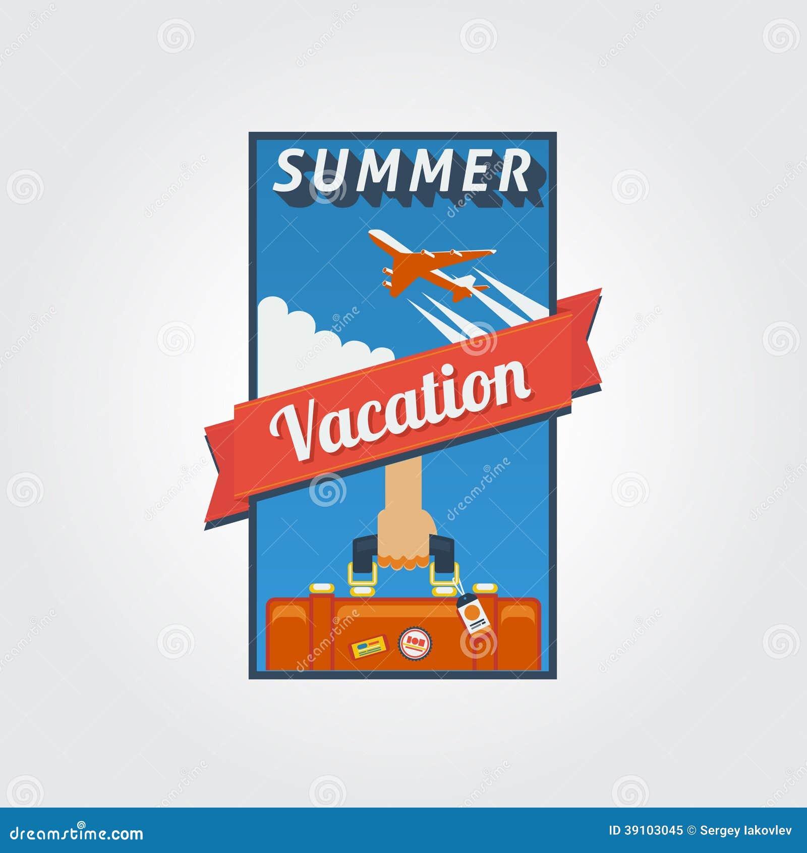 Banner 01 van de de zomervakantie