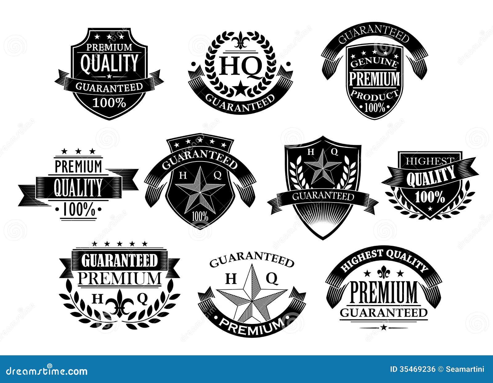 Retro Design Badges Stock...: quoteko.com/design-badges.html
