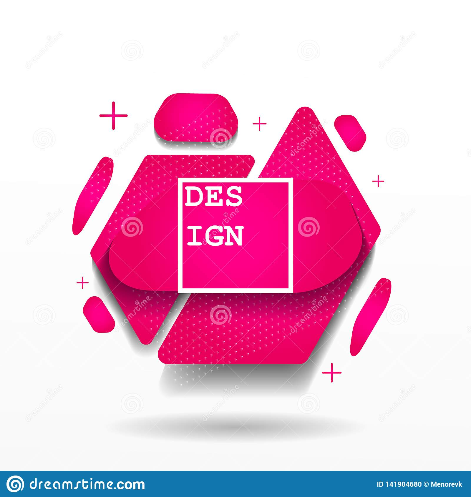 Banners van het gradiënt de vloeibare ontwerp