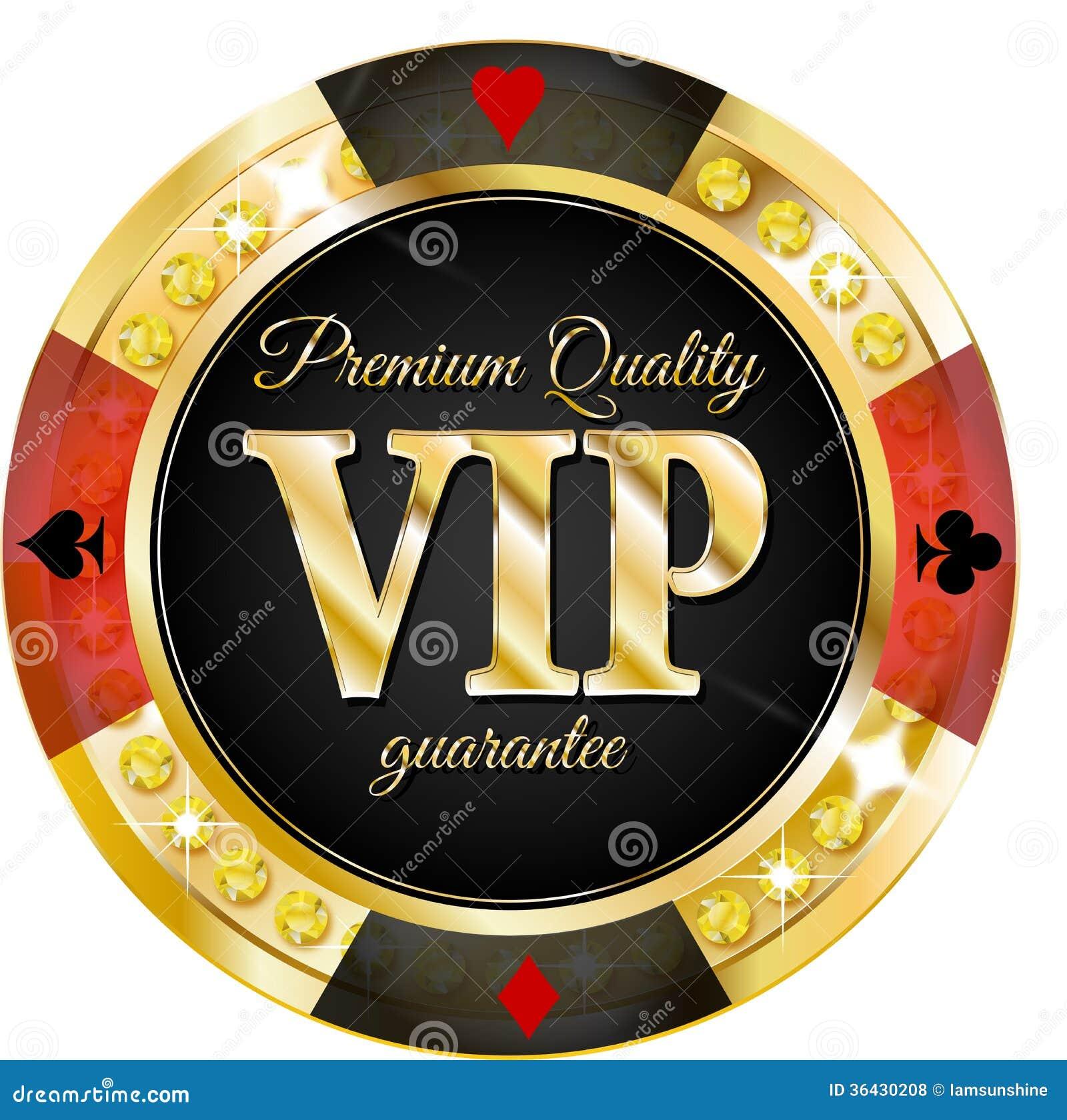 Top Bannière De La Meilleure Qualité De VIP Illustration de Vecteur  XF23